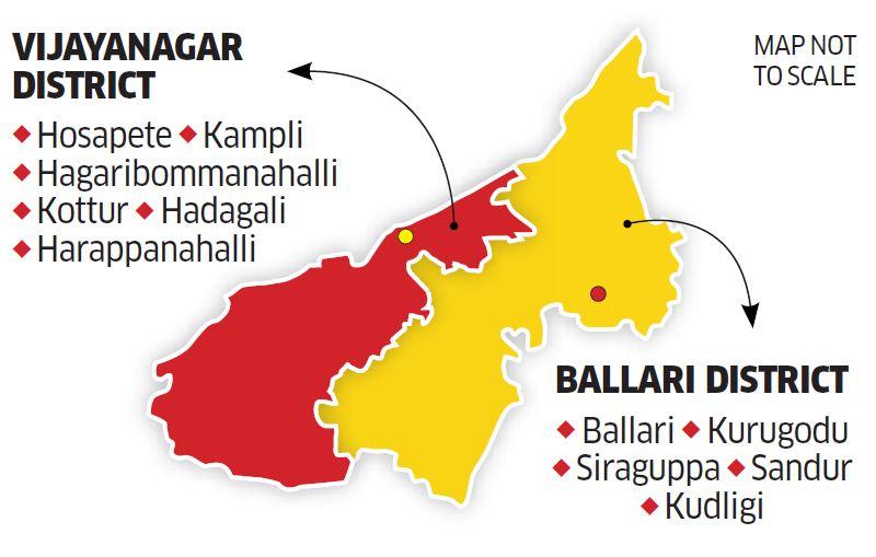 ballary district vijayanagara